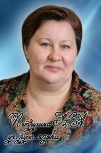 Петрухина Н.А.